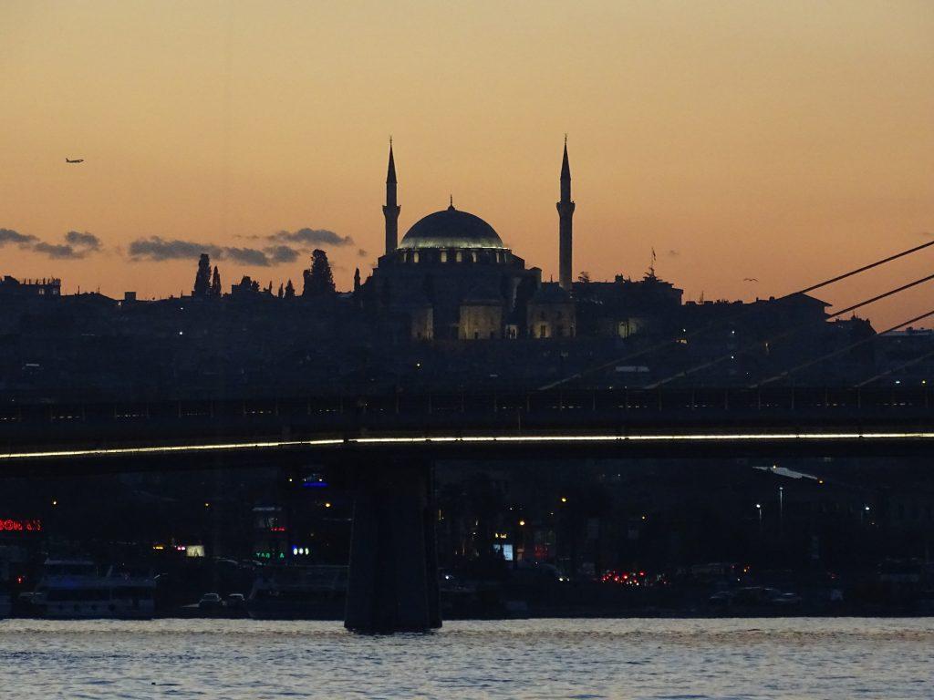 Istanbul Ankunft